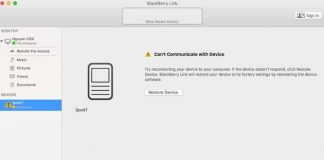 BlackBerry-Link-cannot-communicate-with-device